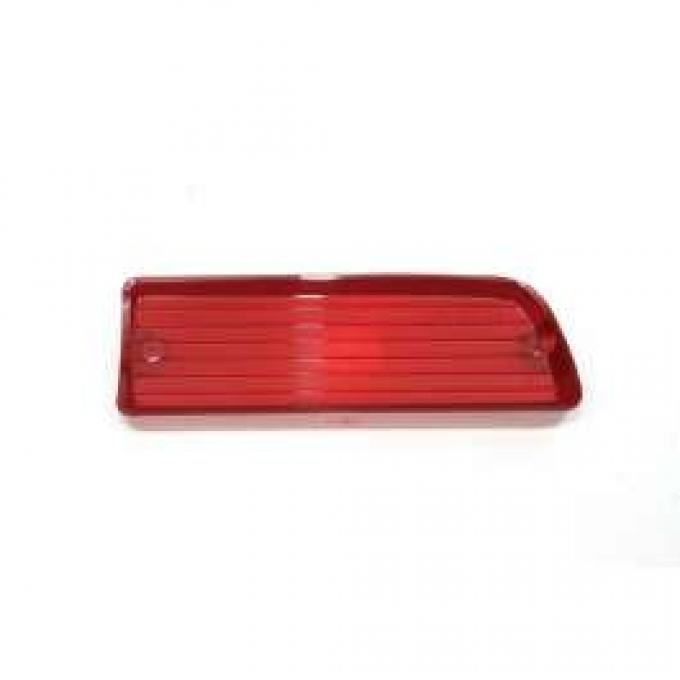 Chevelle Taillight Lens, Except Wagon, Right, 1964