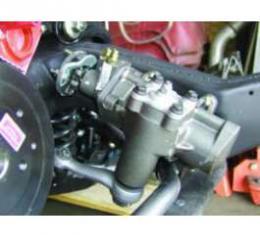 Malibu Steering Box, Power, 600 Series Delphi, 16-1 Ratio, 1981-1983