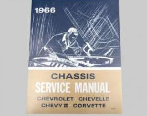 Chevelle Shop Manual, 1966