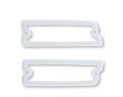 Chevelle Lens Gaskets, Taillight, Except Wagon, Backup Light, 1964
