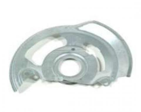 Malibu Disc Brake Backing Plate, Right, 1978-1983