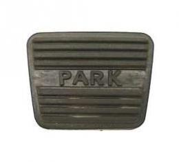 Chevelle Parking Brake Pedal Pad, 1967-1972