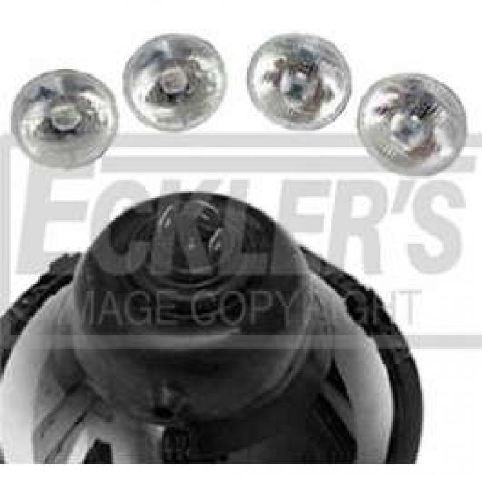 Chevelle Halogen Headlight Kit, Delta, 1964-1970