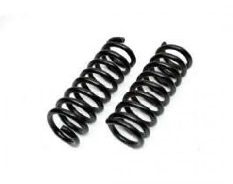 Chevelle Coil Springs, Front, Negative Roll SB, 1964-1967
