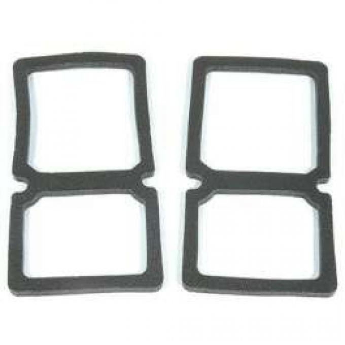 Chevelle Lens Gaskets, Taillight, Wagon, 1964