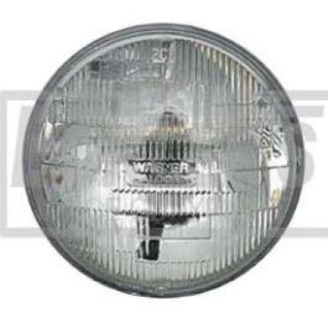 Chevelle Halogen Headlight Bulb, High/Low Beam, 1964-1970