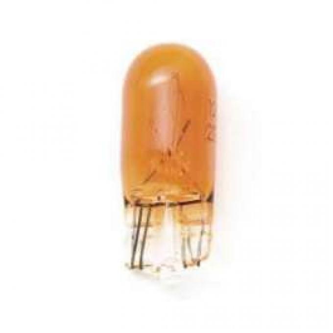 Chevelle Light Bulb, Front Side Marker, Amber, Type 194NA, 1968-1971