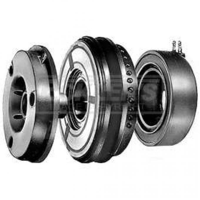 Chevelle And Malibu Air Counditioning Compressor Clutch, For A6 Compressor With 5 Diameter Pulley, 1965-1977