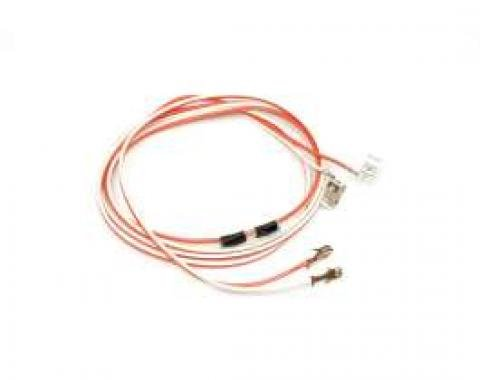 Chevelle Dome Light Wiring Harness, Wagon, 1964