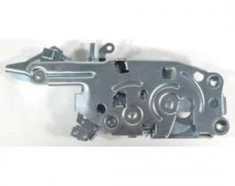 Chevelle Door Latch Assembly, Left, Front, 1966-1967