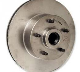 Chevelle Disc Brake Rotor, Front, For 1964-68 Disc Conversion Or 1969-72 Factory Discs, 1964-1972