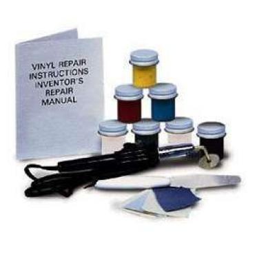 Vinyl And Dash Repair Kit