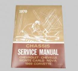 Chevelle Shop Manual, 1970