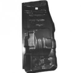 Chevelle Floor Pan, Full Length, Left, 1968-1972