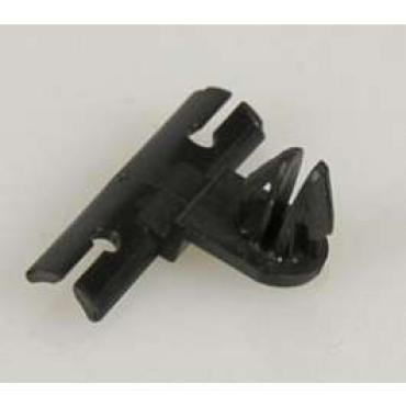 Chevelle Wiring Harness Retainer, Black, 1965-1972