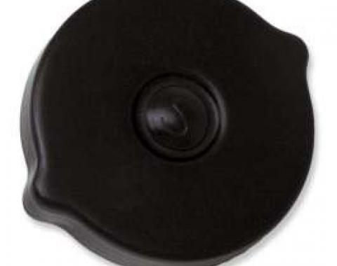 Chevelle Engine Oil Filler Cap, Small Block, Black, For All Cars Except 327/325hp L79, 1966-1968