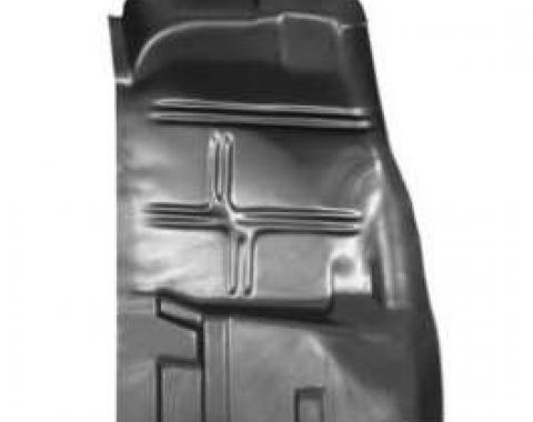 Chevelle Floor Pan, Front, Left, 1973-1977