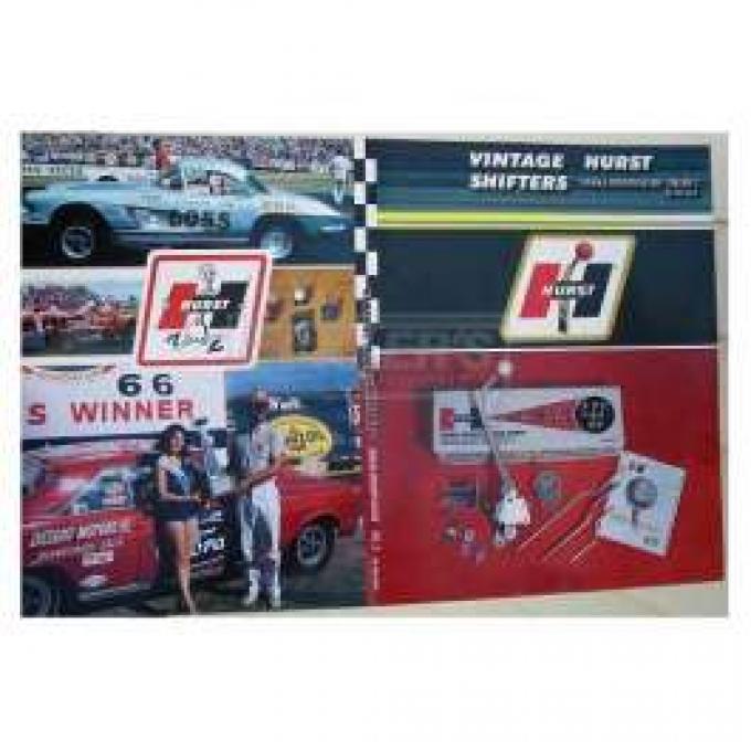 Vintage Hurst Shifter Guide, For Chevelle, 1964-1983