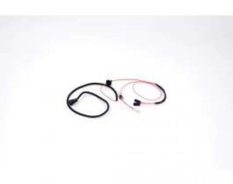 Chevelle Automatic Transmission Kick down Wiring Harness, Turbo Hydra-Matic TH400, 1968-1970