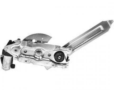 Chevelle Power Door Window Regulator, Right, 2-Door Coupe, 1969-1972