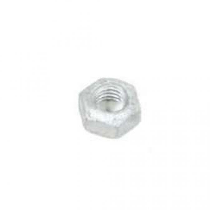 Malibu Parking Brake Cable Nut, For Rear Cable, 1978-1983