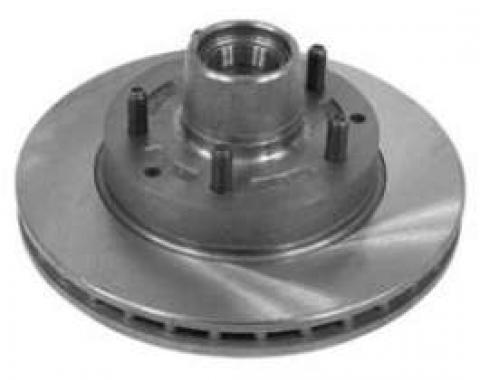 Malibu Brake Rotor, Front, 1982-1983