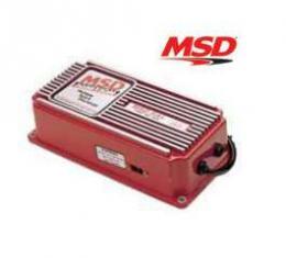 MSD 6AL Multiple Spark Discharge Ignition, 1964-1972