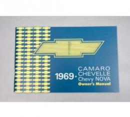 Chevelle Owner's Manual, 1969