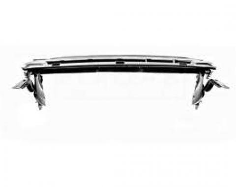 Chevelle And Malibu Torsion Bar Chasis, Convertible, 1970-1972