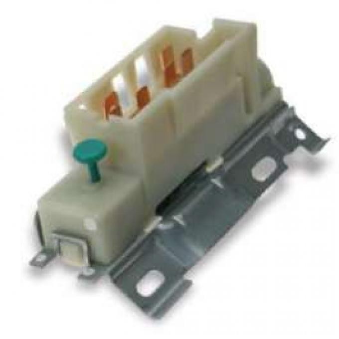 Chevelle & Malibu Ignition Switch, Steering Column Mounted, For Cars Without Tilt Steering Column, 1969-1983