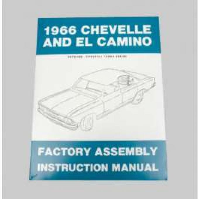 Chevelle Assembly Manual, 1966