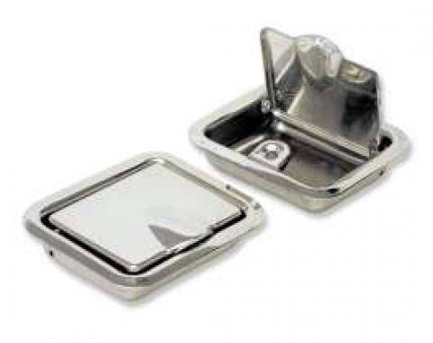 Chevelle Ashtray Assembly, Armrest, Rear, 2-Door Coupe, 1964-1967