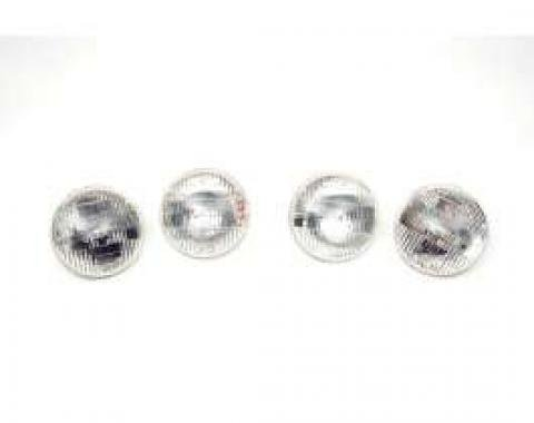 Chevelle Headlight Set, Sealed Beam, T3, 1964-1967