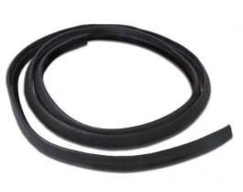 Chevelle Headliner Windlace, Rear, Black, 1968-1972