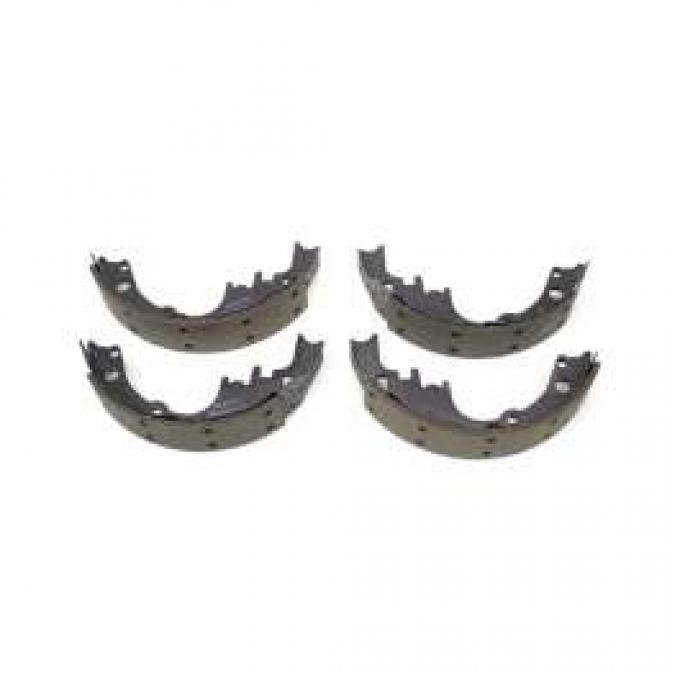Chevelle Brake Shoe Set, Rear, Kevlar, High Performance, 1964-1972