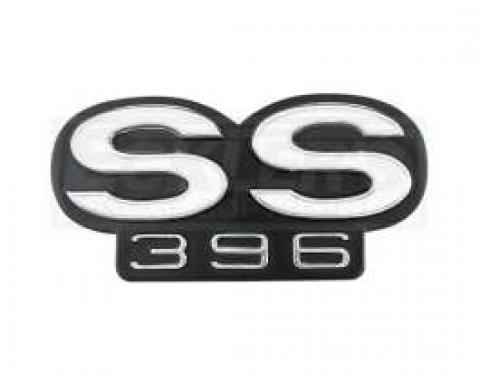 Chevelle Grille Emblem, SS396, 1967