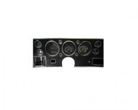 Chevelle Classic Instruments G-Stock Custom Gauge Package, 1970-1972