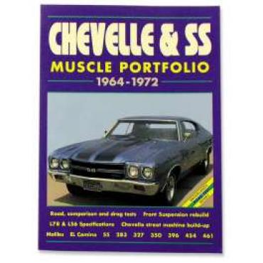 Chevelle Information Manual, 1964-1972