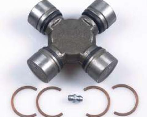 Chevelle Universal Joint, Driveshaft, Front Or Rear, 3-5/8x 3-5/8, With Inside Snap Rings, 1964-1972