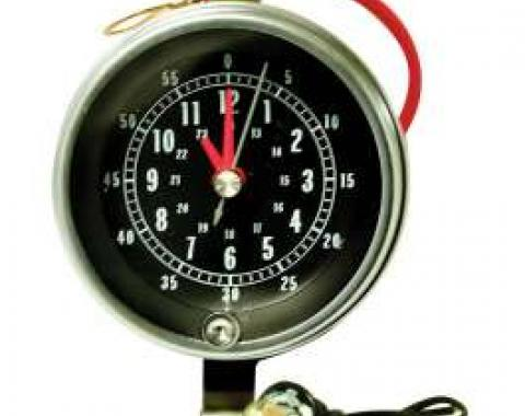 Chevelle Clock, For Center Console, 1966-1967