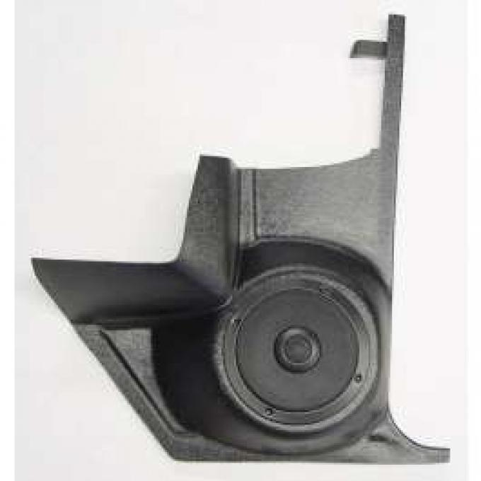 Chevelle Speakers, Kick Panel, 160 Watt, For Cars With Air Conditioning, 1964-1966