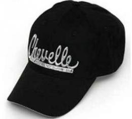 Chevelle Cap, With Liquid Metal Logo