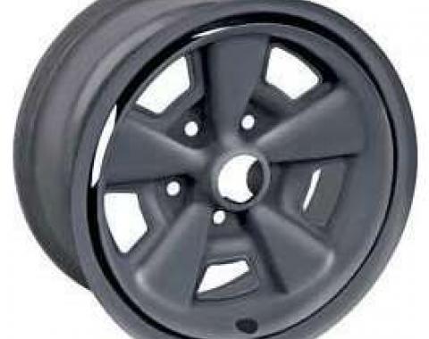 Chevelle Wheel, 15 x 7 5 Spoke, Steel, 1971-1974