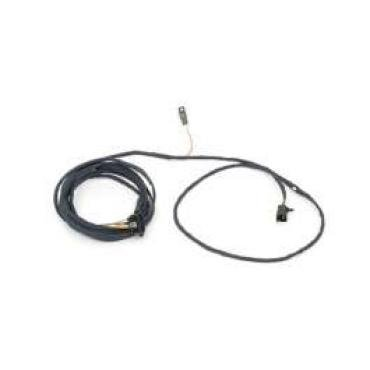 Chevelle Rear Body Wiring Harness, Intermediate, 2-Door Coupe, Dash To Quarter Panel, 1969