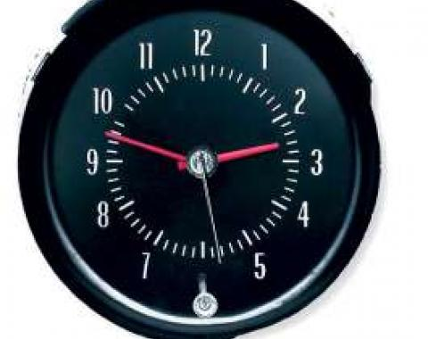Chevelle Clock, Quartz, Super Sport (SS), 1970