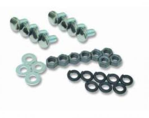 Bumper Mounting Bolt Kit, Front, 1967-1969