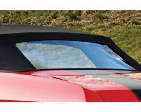 Chevelle Convertible Top Rear Window, Plastic, 1968-1972