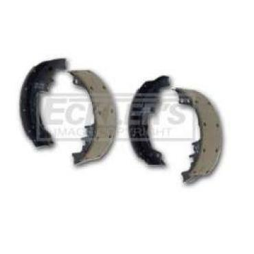 Chevelle Brake Shoes, Front, For Cars With 396ci Engine, 1965