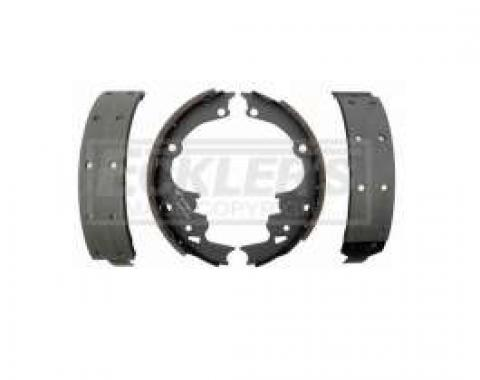 Malibu And Chevelle AC Delco, Bonded Drum Brake Shoe, 1978-1983