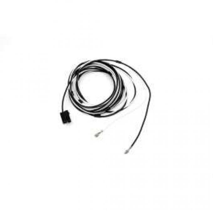 Chevelle Power Antenna Wiring Harness, Rear, Convertible, 1966